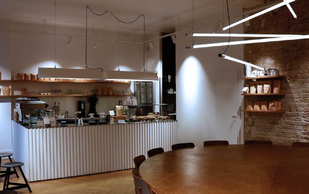 rede de cafeterias