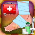 Simulador de cirurgia do pé icon