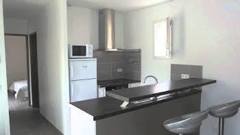 Appartement 2 pièces 47,68 m2