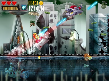 Ramboat: Shoot and Dash Screenshot 13