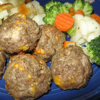 Four Cheese Deer Sausage Balls