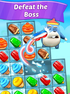 Game Ice Cream Paradise - Match 3 Puzzle Adventure APK for Windows Phone