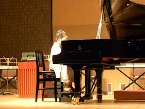 Photo: ピティナひこねステーションミュージックkフェスタ2010 ピアノ演奏 彦根市のピアノ教室栗田音楽教室http://www.pianoya.net/pianoya_029.htm