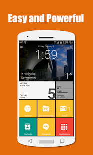 SquareHome 2 - Launcher- screenshot thumbnail