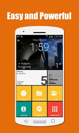 SquareHome 2 Premium - Win 10 style 1.2.3 APK