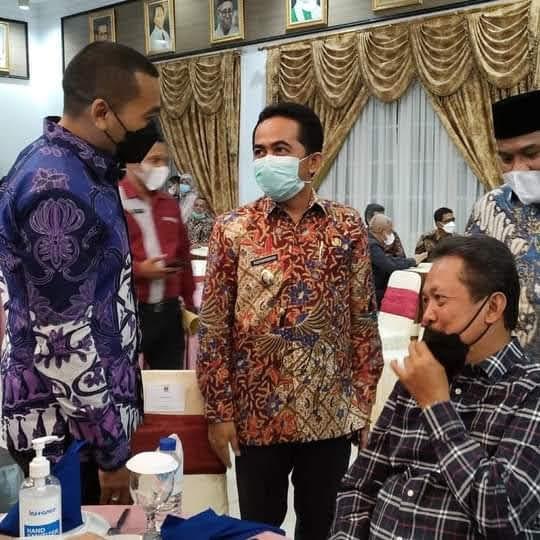 Wabub Rudi Hariyansyah : Budidaya Krapu dan Lobster Berikan Dampak Ekonomi