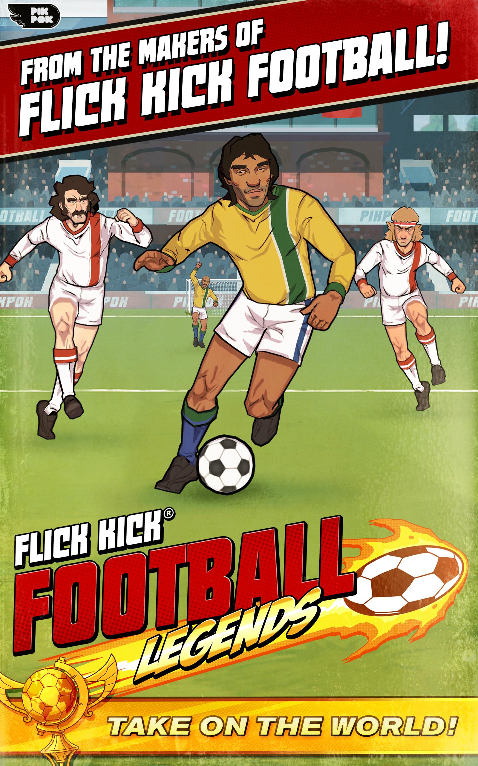 Flick Kick Football Legends screenshot #6