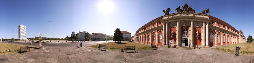 Photo: Germany, Potsdam, Filmmuseum