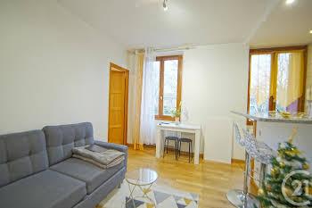 Appartement 2 pièces 32,8 m2