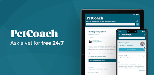 PetCoach - Ask a vet for free - Apps on Google Play