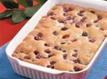 Moms Cherry Pudding Recipe