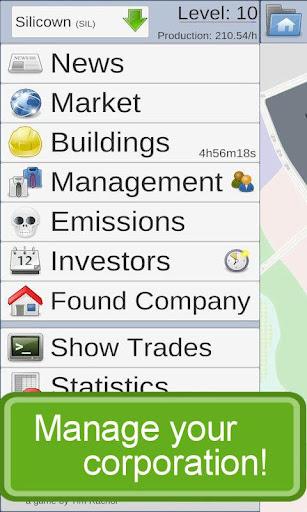 Code Triche Business Tycoon Simulator 2016 APK MOD screenshots 1
