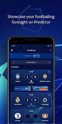 UEFA Champions League - Gaming Hub screenshots 5
