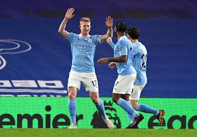 🎥 Man City wint en wordt (voor even?) leider, maar ziet Kevin De Bruyne uitvallen