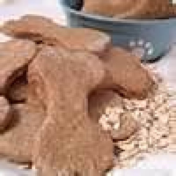 Low Purine Dog Biscuits Recipe