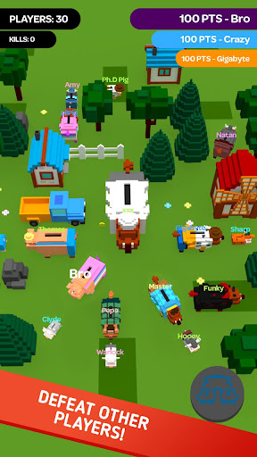 Piggy.io - Pig Evolution io games 1.5.0 screenshots 14