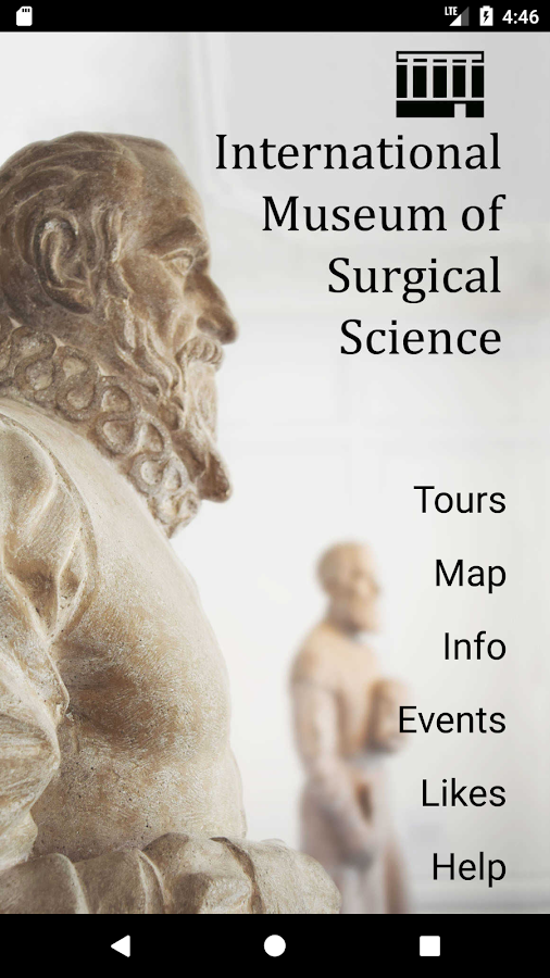 International Museum of Surgical Science- screenshot