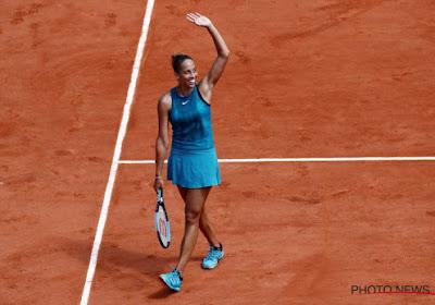 Madison Keys enchaîne les demi-finales de Grand Chelem