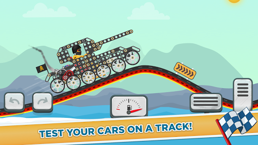 Car Builder and Racing Game for Kids 1.2 screenshots 3