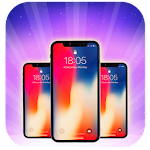 Theme For IPhone X Wallpapers 2018 icon