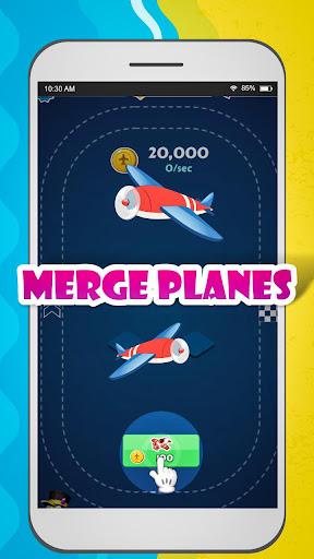 Merge Plane✔ 1.0 screenshots 2