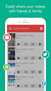 Screen Recorder Se zvukem - náhled