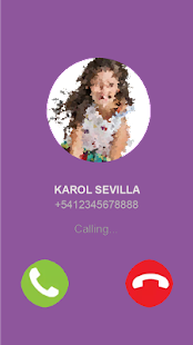 Call Simulator For Soy Luna 2 - náhled