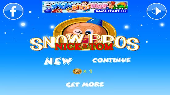 Snow Bros Lite - náhled