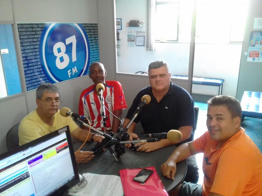 Donacio Silva, Antonio Carlos Miguel (Itabirito), Anselmo Luiz Rodrigues e Sergio Borges