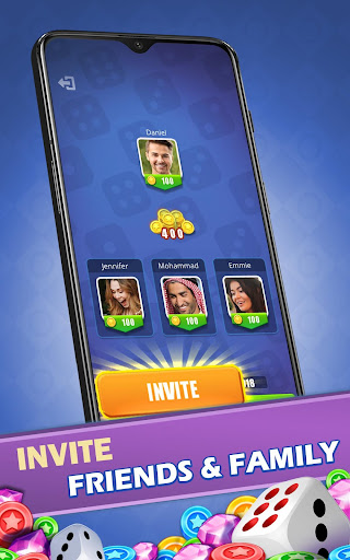 Ludo All Star - Online Fun Dice & Board Game apkpoly screenshots 5
