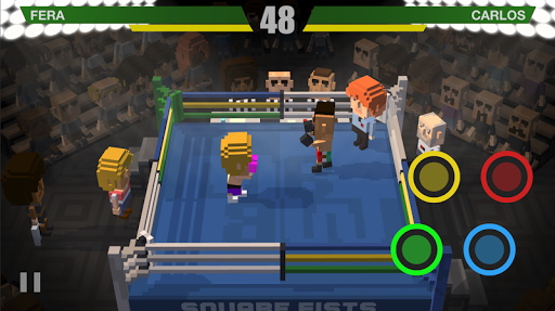 Square Fists Boxing apkpoly screenshots 6