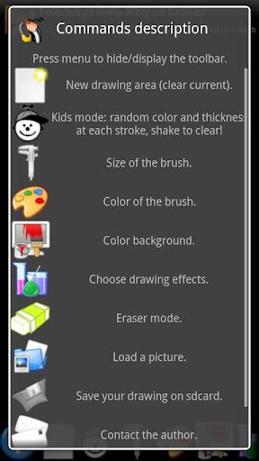 Multi Touch Paint screenshot 1