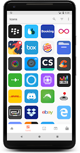 MIUY 9 - Icon Pack Screenshot