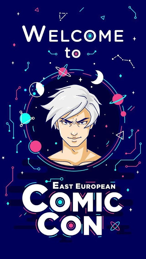 East European Comic Con- screenshot