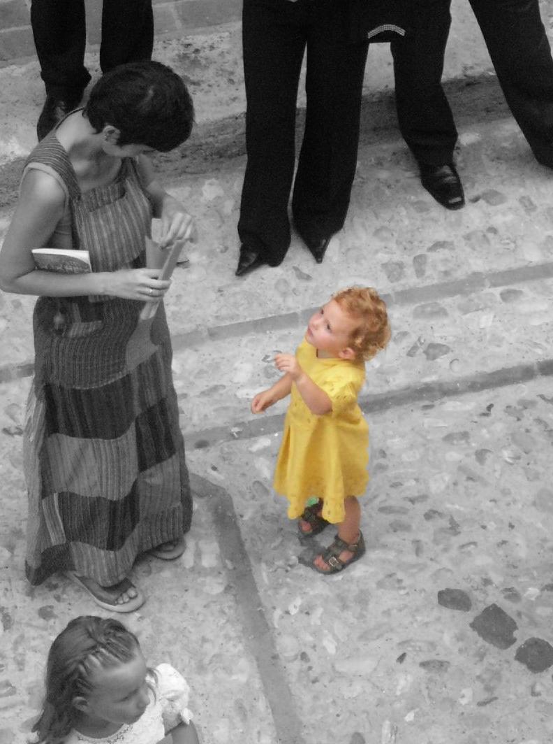 Mamma potto buttale liso anchio? di Attribuzione - Non commerciale - Non opere derivate 3.0 Italia (CC BY-NC-ND 3.0 IT)