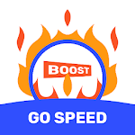 GO Speed Booster - Cleaner & Booster Icon