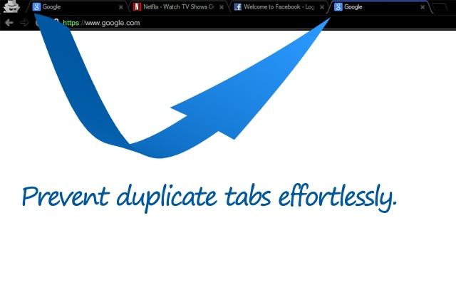 Duplicate Tab Helper