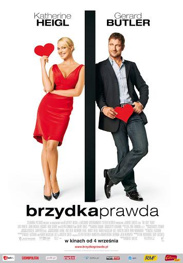 Polski plakat filmu 'Brzydka Prawda'
