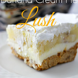 Banana Cream Pie Lush
