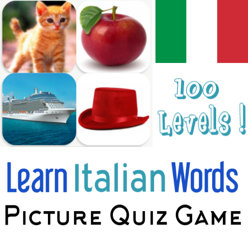 Guess Italian Words: Quiz Game 拼字 App LOGO-硬是要APP