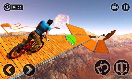 Impossible BMX Bicycle Stunts Screenshot
