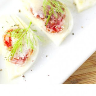 Fennel & Salami Bites