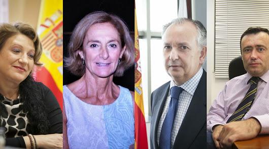 Cuatro magistrados aspiran a presidir la Audiencia Provincial de Almería