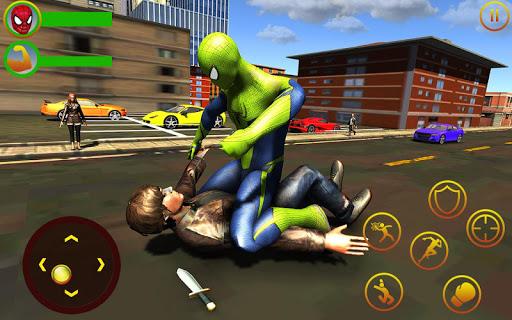 Super Spiderhero: Amazing City Super Hero Fight 1.0.2 10