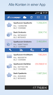 StarMoney Phone Screenshot