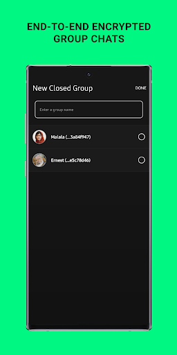Session - Private Messenger screenshots 3