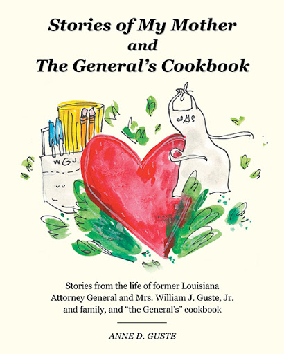 Stories of My Mother and the General's Cookbook cover