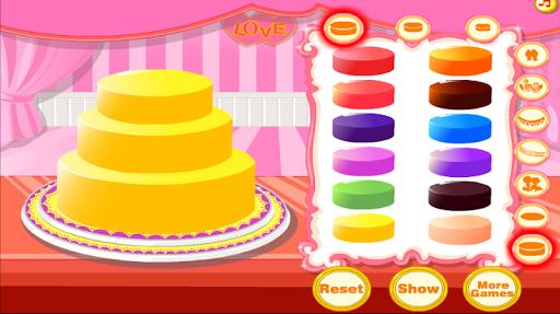 Cake Maker 4-Cooking Game 1.0.0 screenshots 1