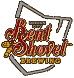 Logo of Bent Shovel Leafwalker Red Ale