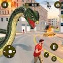 Hungry Anaconda Simulator icon